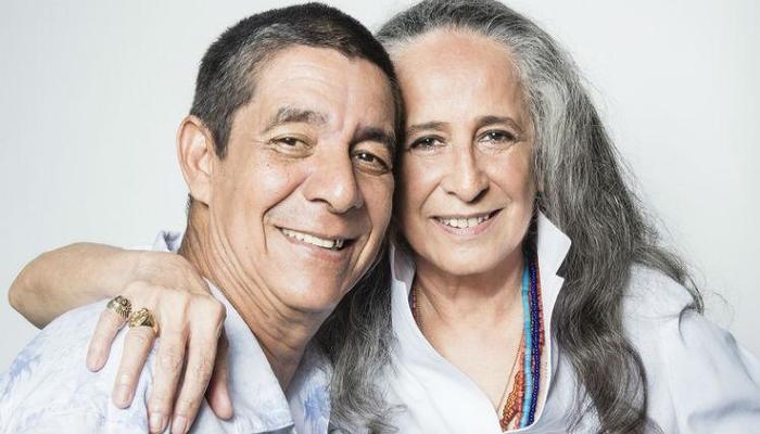 O disco marca o encontro de dois ícones da musica brasileira. Foto: Divulgação