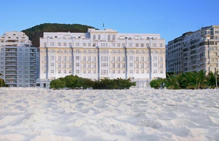 Copacabana Palace/Divulgação