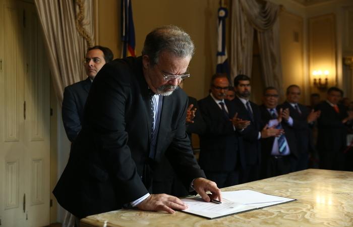 Raul Jungmann destacou que serão investidos R$ 50 milhões na estrutura. Foto: Camila Pifano/Esp. DP
