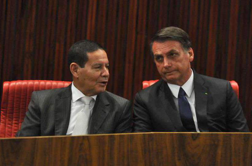 Após o governo receber detalhes do negócio, Mourão defendeu o esforço para acelerar a união das duas companhias. Foto: Minervino Junior/CB/D.A Press