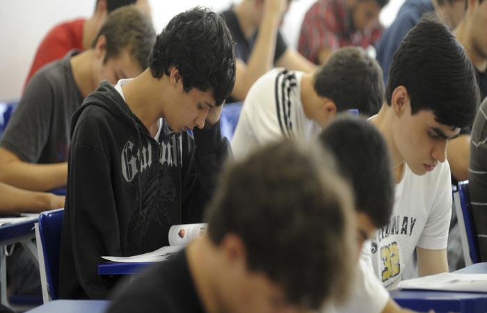 A cada ano um grupo diferente de cursos é avaliado pelo Inep. Foto: Imagem de Arquivo/Agência Brasil