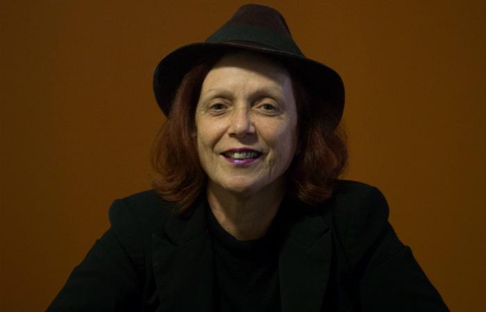 Luiza Lusvarghi é professora da Pós-Graduação da FMU e diretora da Associação Brasileira de Críticos de Cinema. Foto: Aline Arruda/Divulgação