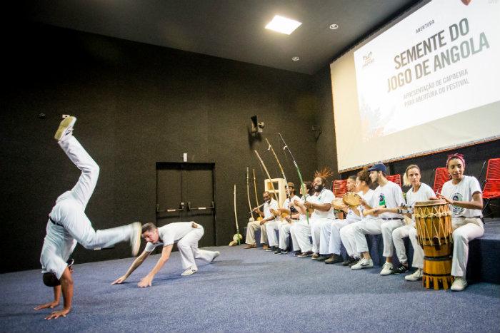 Capoeira Semente do Jogo de Angola. Foto: Fabio Piva/Red Bull Content Pool