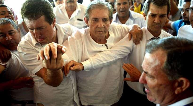 O Ministério Público recebeu mais de 500 relatos de abuso sexual que teriam sido cometidos por João de Deus. Foto: Marcelo Ferreira/CB/D.A Press