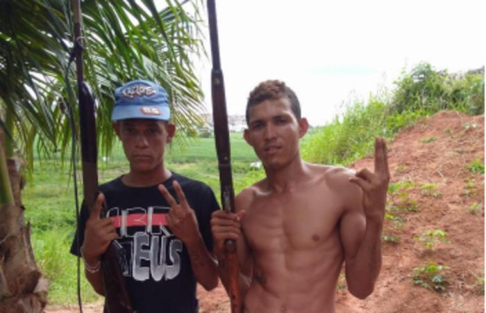 Nino e Feio são acusados de tráfico, tortura, estupro e homicídio - Foto: Polícia Civil/Divulgação