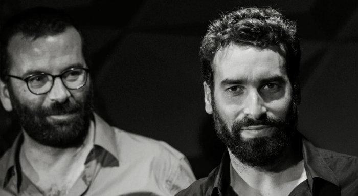 Javier Galiana e Julián Sánchez. Foto: Roberto Domínguez/Divulgação