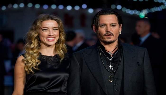 Amber e Depp se divorciaram em maio de 2016. Foto: Justin Tallis/AFP Photo