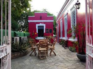Bike Fit Café funciona na Cidade Alta. Foto: Divulgação.