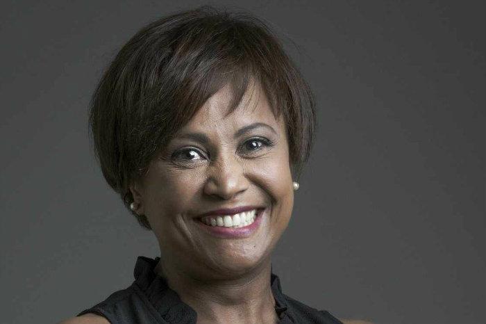 Negra e de origem humilde, tornou-se símbolo da imprensa pernambucana, com disciplina, ética e companheirismo. Foto: TV Jornal/Divulgação