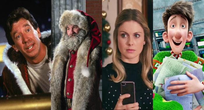 Filmes como Crônicas de Natal, Meu Papai é Noel, Operação Presente e O Príncipe do Natal estão disponíveis nas principais plataformas de streaming do país. Fotos: Divulgação