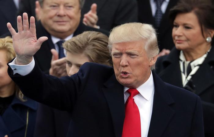 Trump já está na segunda metade de seu mandato, com final em novembro de 2020 (Foto: Agência Brasil)