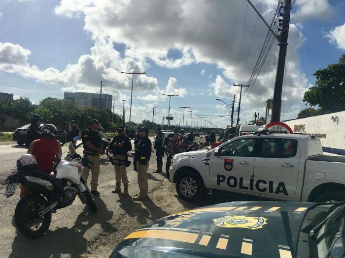 Operação Natal da PRF. Polícia Rodoviária Federal/Divulgação