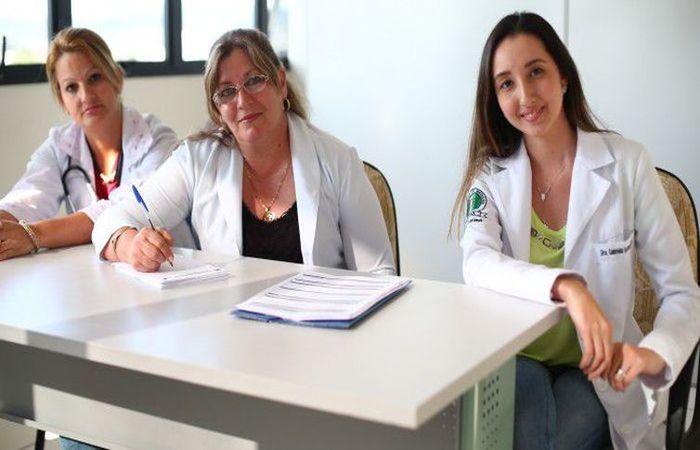 Mais de 10.205 médicos formados no exterior já completaram a inscrição no programa (Foto: Divulgação/ Prefeitura de Suzano SP)