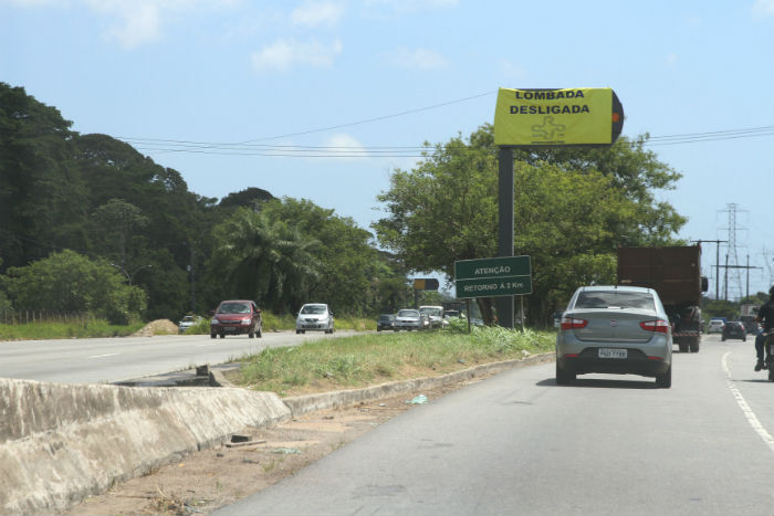O Departamento de Estradas e Rodagem (DER) fará o desligamento em três rodovia. Foto: Arquivo/Diario de Pernambuco.