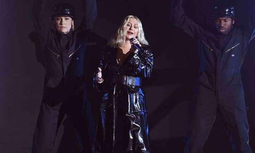 Christina Aguilera levou seis anos preparando 'Liberation'. Foto: Kevin Winter/Getty Images/AFP