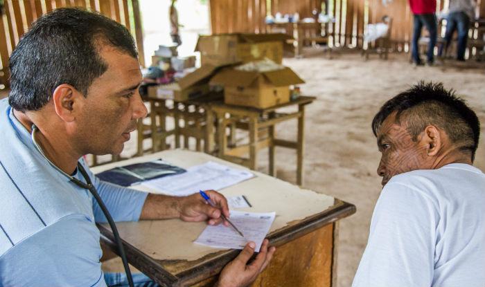 O objetivo é fornecer aos cidadãos a permissão para adquirir seus medicamentos onde quer que esteja. Foto: Arison Jardim/Secom Acre/Divulgação.