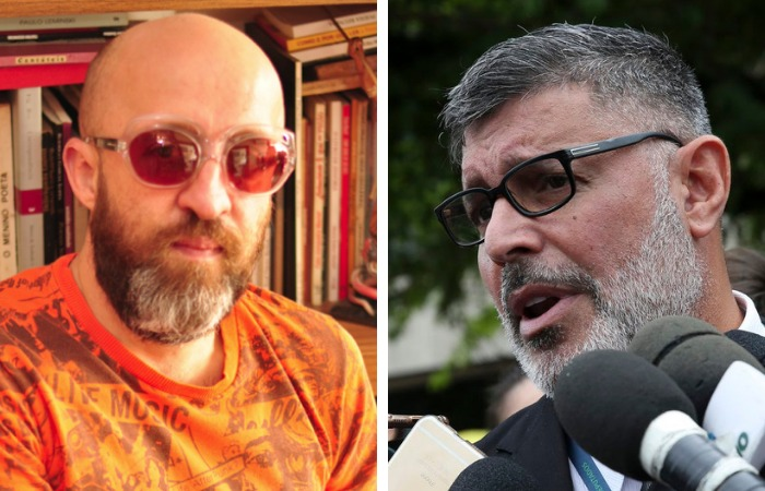 Poeta se posicionou contra comentário polêmico do deputado Alexandre Frota. Crédito: Divulgação (Divulgação)