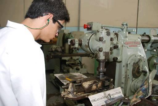O Serviço Nacional de Aprendizagem Industrial (Senai) é um dos integrantes do sistema S. Foto: Cecília de Sá Pereira/Arquivo