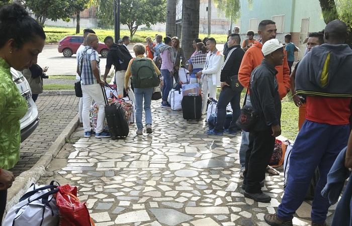 Até o momento 3.602 venezuelanos foram acolhidos no projeto e vivem hoje em 31 municípios de 14 estados, segundo o governo. Foto: Valter Campanato/Agência Brasil