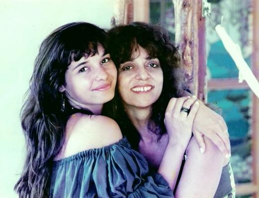 Daniella Perez, filha de Gloria Perez, foi assassinada em 1992. Foto: Reprodução