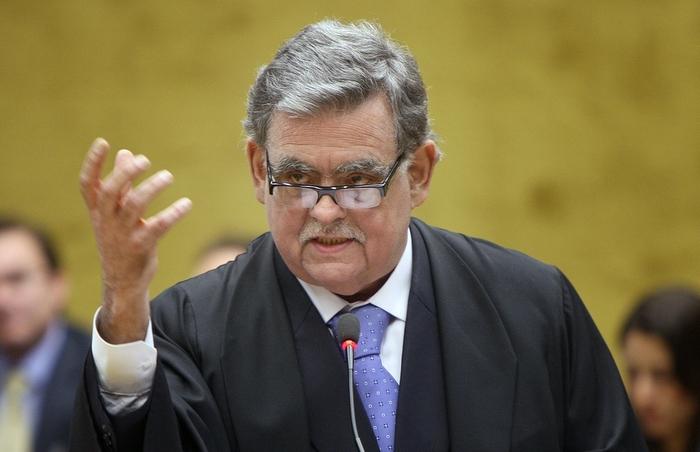 Mariz protagonizou capítulo fundamental da defesa do emedebista no célebre embate na Câmara. Foto: STF / Divulgação