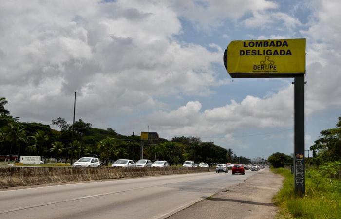 DER/Divulgação