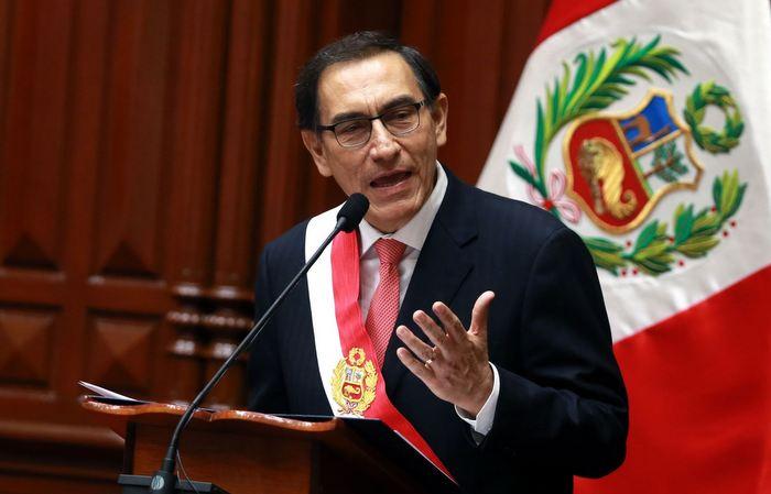 Presidente venezuelano reafirma a necessidade de retirar a Odebretch do país. Foto: Reprodução