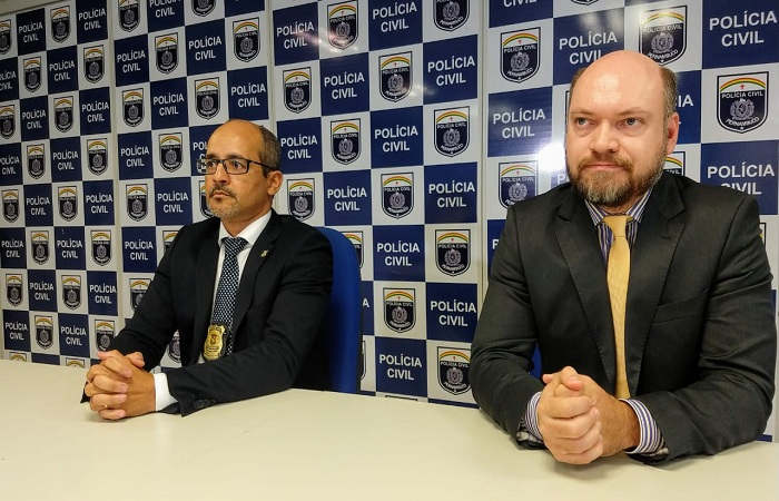 Foto: Polícia Civil de Pernambuco/Divulgação. (Foto: Polícia Civil de Pernambuco/Divulgação.)