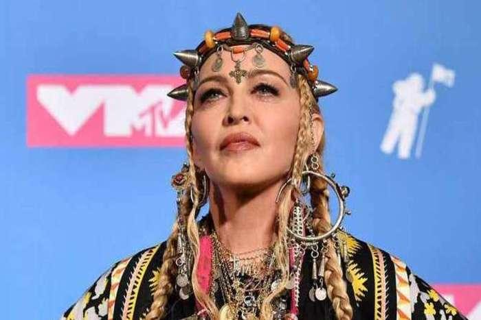 O 14º disco de Madonna será lançado quatro anos após Rebel heart (foto: AFP / ANGELA WEISS)