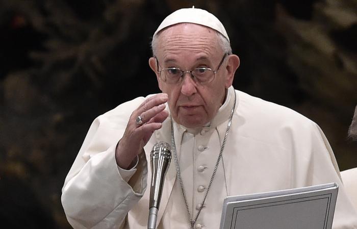 Papa demitiu diversos representantes do clero no Chile. Foto: TIZIANA FABI / AFP
