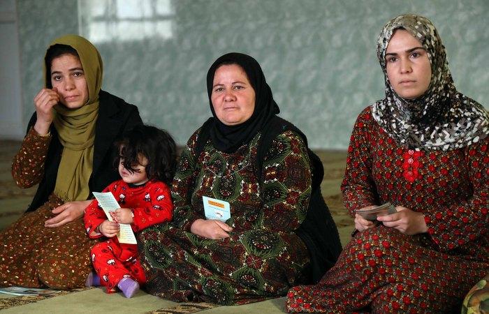 MGF é praticada há décadas no Curdistão iraquiano. Foto: SAFIN HAMED / AFP