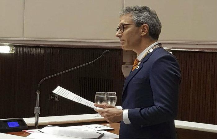 Romeu Zema foi empossado no dia 1º para governar Minas pelos próximos quatro anos. Foto: Assembleia Legislativa de Minas Gerais/Divulgação