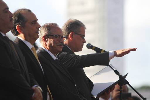 Novo secretário da Casa Civil demarca campo político do PSB e diz: 'Queremos acreditar que o pior ficou para trás'. Foto: Nando Chiappetta/DP