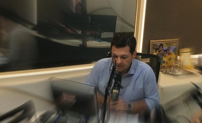 Geraldo Julio também fala do boicote que, segundo ele, Paulo Câmara teria sofrido do governo Temer. Ele espera que a gestão de Bolsonaro não faça o mesmo. Foto: Carlos Eduardo/divulgação