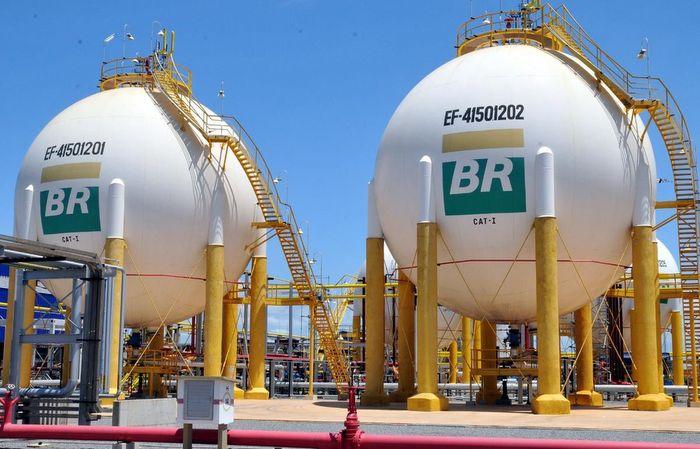Petrobras informou que a plataforma teve a produção interrompida em 1º de julho do ano passado, pois será desativada. Foto: O Petroleo/Divulgação
