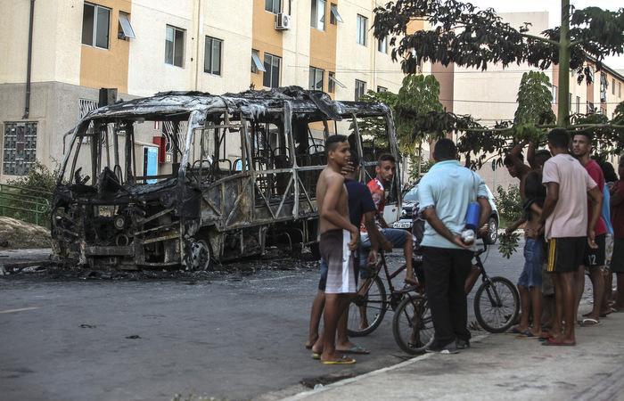 Crimes estão acontecendo na capital e nas cidades da Região Metropolitana. Foto: JARBAS OLIVEIRA/ESTADÃO CONTEÚDO
