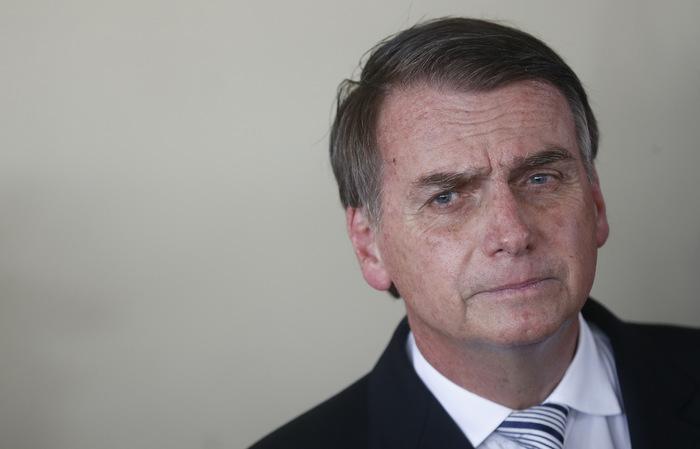 Bolsonaro afirmou que o decreto está sendo construído juntamente ao ministro da Justiça, Sérgio Moro. Foto: Fernando Frazao/Agencia Brasil