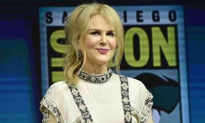 Nicole Kidman é uma das estrelas da série da HBO (foto: CHRIS DELMAS)