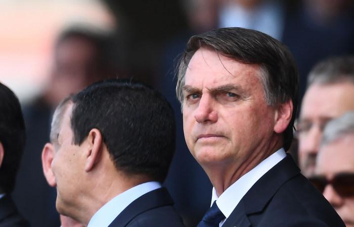 Reação negativa a um possível aumento de imposto fez o governo Jair Bolsonaro recuar e buscar outras soluções. Foto: Evaristo Sa / AFP