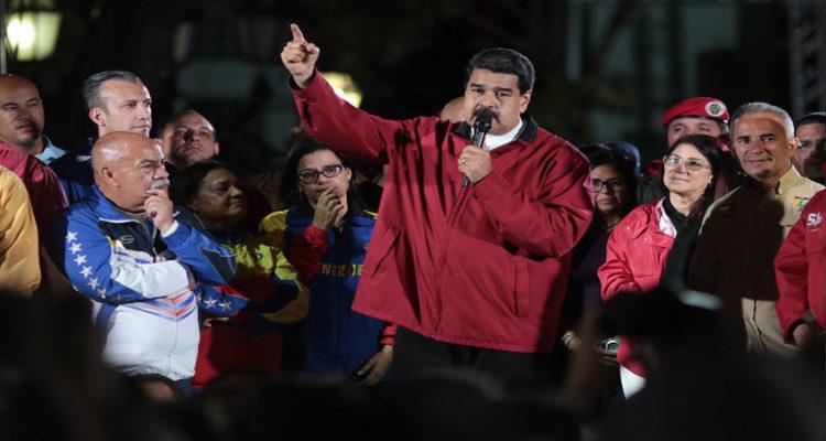 Foto: Governo da Venezuela