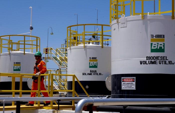 estatal está conseguindo ganhar mais, num cenário menos favorável, por conta dos baixos custos dos reservatórios do pré-sal. Foto: Agência Brasil / Divulgação