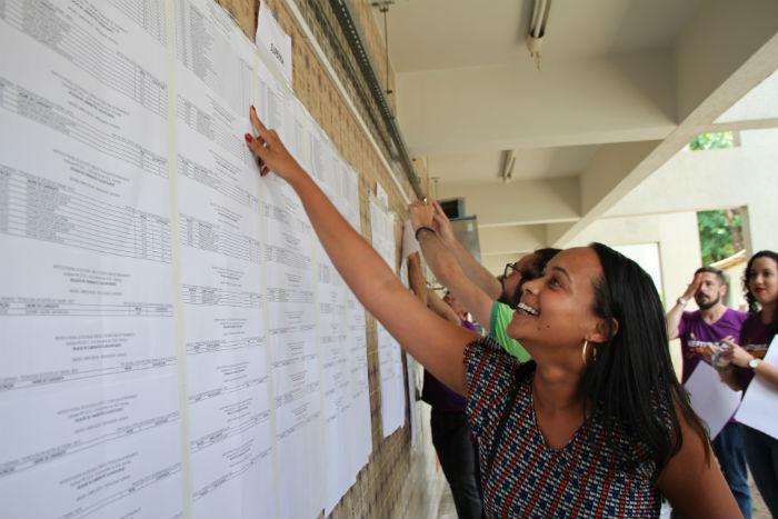 O processo seletivo teve mais 4,5 mil vagas divididas entre 16 campi. Foto: IFPE/Divulgação.