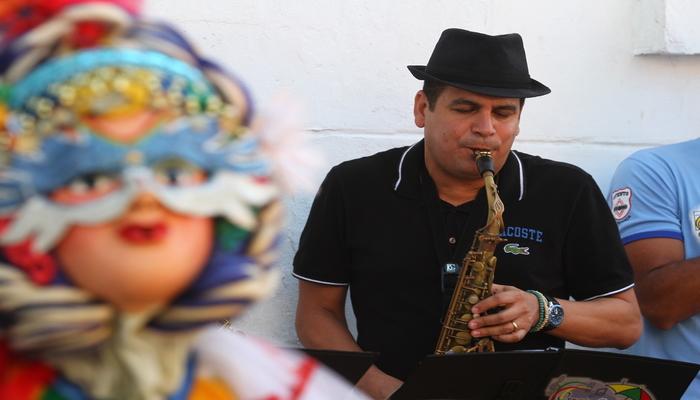 Show acontece a partir das 20h, na Sede do Galo da Madrugada. Foto: Paulo Paiva/DP/D.A Press