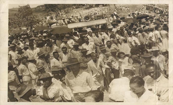 Força das ligas camponesas chegaram a preocupar os Estados Unidos. Foto: Memorial da Democracia/o Cruzeiro