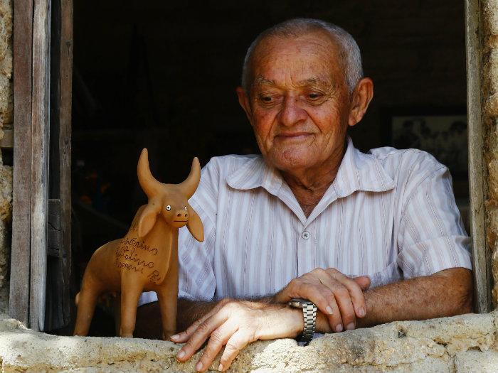 Ele estava internado desde outubro do ano passado. Foto: Shilton Araujo/Esp.DP