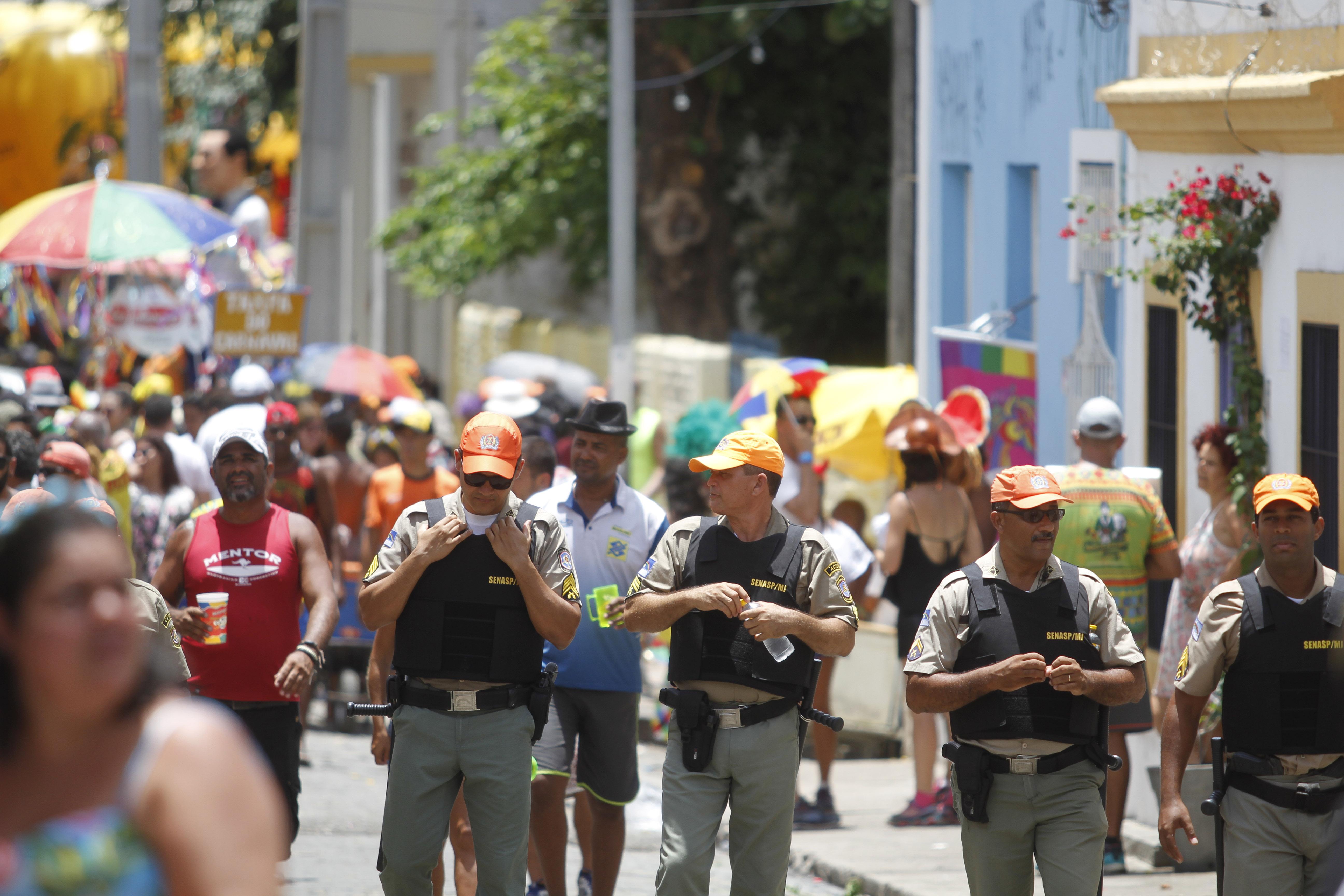 No carnaval, a SDS montará três estruturas de coordenação das ações, que funcionarão de forma integrada, no Recife, em Caruaru e em Serra Talhada. Foto: Ricardo Fernandes/DP.