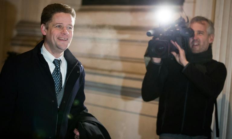 Henri Laquay, advogado do suspeito francês Mehdi Nemmouche. Foto: AFP