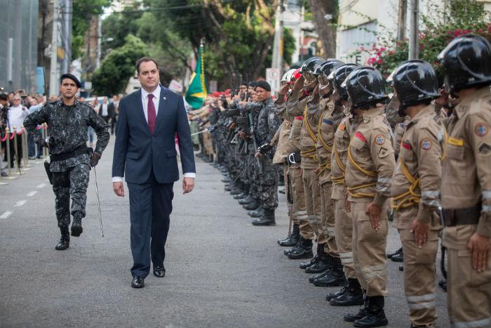 O governo irá traçar as metas para os próximos três meses na área de segurança. Foto: Léo Malafaia/Esp.DP.