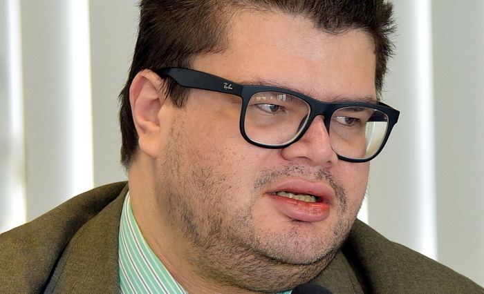 Decisão atendeu a um pedido de medida cautelar feito pelo Ministério Público de Contas de Pernambuco (MPCO). Na foto, Cristiano Pimentel. Foto divulgação