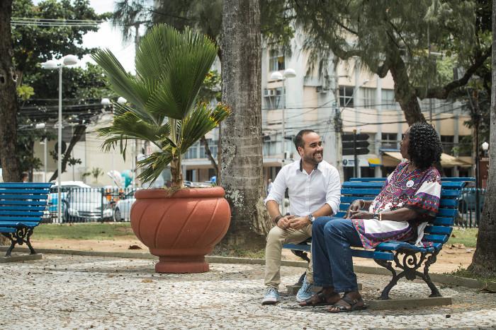 Textos foram extraídos de livro-reportagem do jornalista Marcelo Henrique Andrade. Foto: Camila Pifano/Esp.DP (Foto: Camila Pifano/Esp.DP)